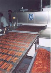 Производство соломки и хлебной палочки,  линии